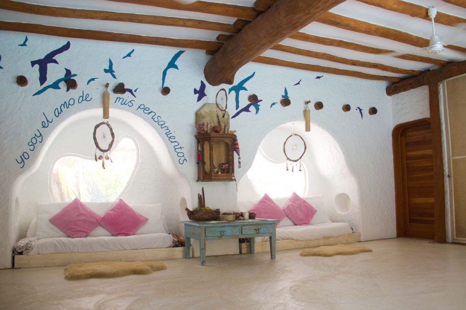 Agua spa at Casa las Tortugas