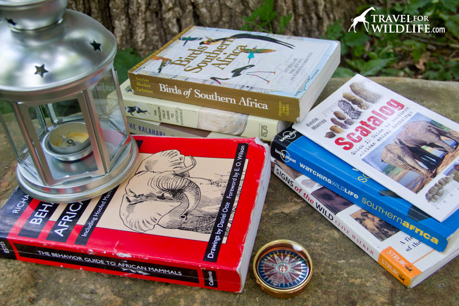 Books we take on a safari