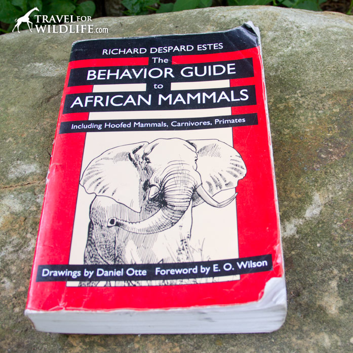Behavior guide to African mammals